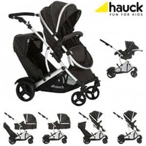 vozički za dvojčke Hauck