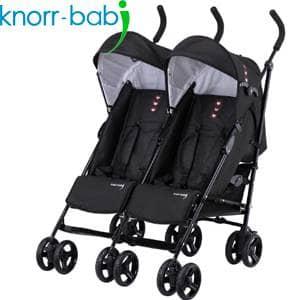 vozički za dvojčke Knorr-baby