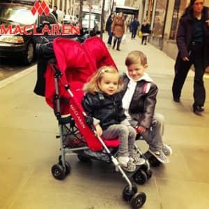 vozički za dvojčke MacLaren