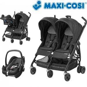 vozički za dvojčke Maxi Cosi
