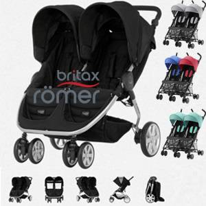 vozički za dvojčke Römer