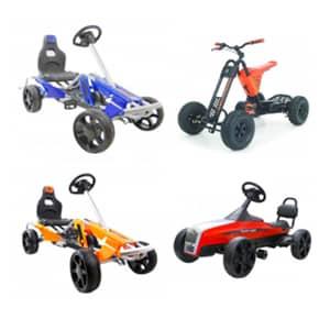 Gokarti na pedala po odlični dostopni ceni.Avtomobili na pedala po nizkih cenah.