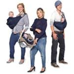 Kengerujček Vreče za Nošenje Otroka