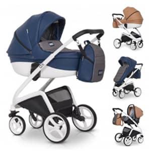 otroški vozički XD
