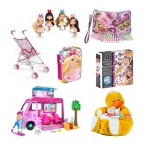 Igrače za punčke - velika izbira različnih blagovnih znamk po dostopni ceni.Za punčke so na voljo tudi kompleti za ustvarjanje.