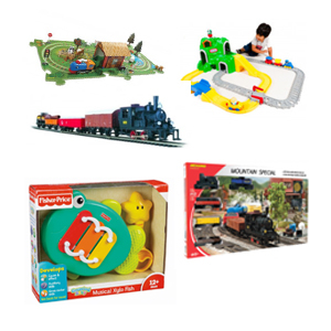 Železnice za otroke proizvajalca mehano po ugodni ceni.Vlak za otroke z različnimi funkcijami super cene.