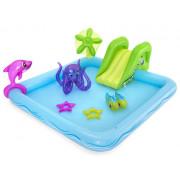 Napihljivo igrišče bazenček Aquarium Bestway  53052-6942138915013-53052