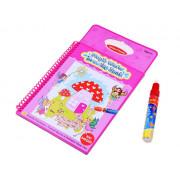 Paint book with water pen fairies ZA2677-H2K-ZA2676