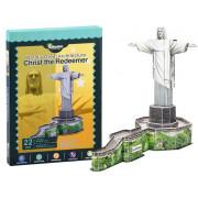 3D sestavljanka Jezus iz Ria de Janeira 22 kosov ZA2903-218-ZA2903