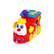 Izobraževalna igračka večnamenska lokomotiva z zvoki-149