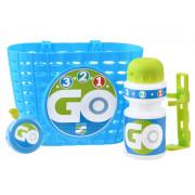 Set košare GO, zvonec, steklenica za kolo SP0619-3496276805086-SP0619