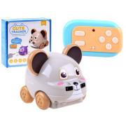 Prisrčna miška na daljinski upravljalnik , interaktivna igrača ZA3361-3301-za3361