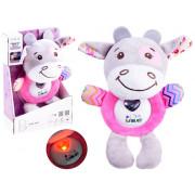 Interaktivna plišasta igrača kravja maskota ZA3465-FM888-1-ZA3465