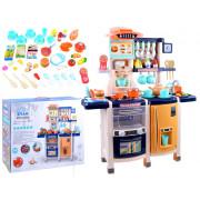 Velika otroška kuhinja hladilnik pečica  ZA3547-MJL-88_-ZA3547 NI