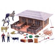 Kmetija, kmetija z živalmi, hlev   ZA2602-Q9899-ZJ62, B-ZA2602 B