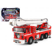 Gradbeni kocke gasilsko vozilo - 751 elementov - ZA3695-XB-03029-ZA3695