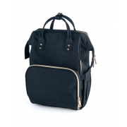 Previjalna torba Canpol babies - črna 50/102