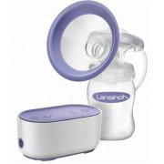 Kompaktna električna črpalka za dojke Lansinoh