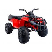 Električno Quad vozilo - LeanToys - BDM 0909  4x4 - 24V -2500 - Rdeča