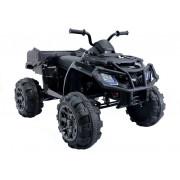 Električno Quad vozilo - LeanToys - BDM 0909  4x4 - 24V -2501 - Črna