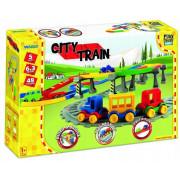 Železnica Play Tracks 6,3 m