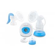 Esperanza električna / ročna črpalka za dojke 2w1 Gemelos