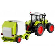 Igralni traktor z balirko  37,5 cm-3572