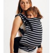Nosilka za dojenčka LennyPreschool Iz 100% bombaža iz keper in križne tkanine