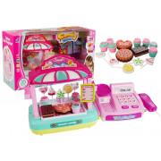 Sweet Shop + blagajna z dodatki  -4386
