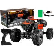 Daljinsko voden avtomobil Monster Truck na vzmeti -4414