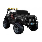 Električni Jeep - LeanToys - 4x4 - 12V WXE-1688 -4428- Črna