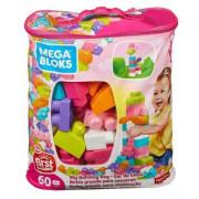 Kocke Mega Bloks 60 Elementov DCH54  - Roza