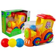 Izobraževalna igračka večnamenska lokomotiva -5073