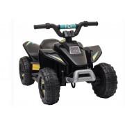 Električno Quad Vozilo - LeanToys - 6V - XMX-612 -6568 - Črna