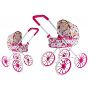 Retro voziček za punčke-6883