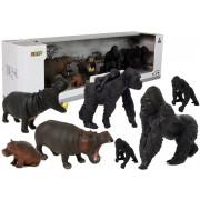 Set figuric živali Safari, -7615