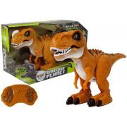 Dinozaver z daljinskim upravljanjem R / C bronasta zvočna svetloba -7741