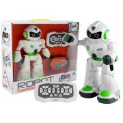 Infrardeči krmiljeni robot ki pleše + poje dodatki-7840