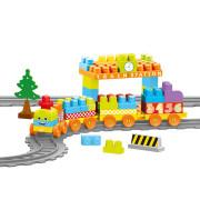 Vlak Set - 89 delni - 8690089050823
