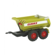 Prikolica - 122219 Rolly Toys - Halfpipe Claas