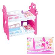 Postelja za Dojenčke - Cute Baby - 8714627080100 - 51  x 51 x 30 cm