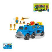 Tovornjak Glasbeni in Gradbeni Set - 3850360091142