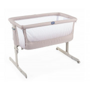 Obposteljna Posteljica - Chicco - Next2Me - Air - Dark Beige
