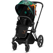 Športni Del Vozička - Tekstil - Cybex Priam 2.0 - Fashion - Birds of Paradise