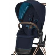 Športni Del Vozička - Tekstil - Cybex Priam 2.0 - Nautical Blue - 2020