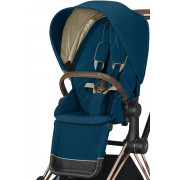 Športni Del Vozička - Tekstil - Cybex Priam 2.0 - Mountain Blue -