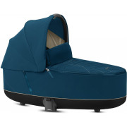 Globoka Košara - Cybex LUX 2.0 - Cybex Priam - Mountain Blue - 2020