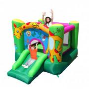 Napihljiva Skakalna Igrača Happy Hop - Žirafa 9403