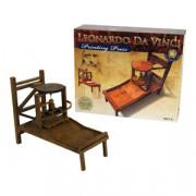 Didaktična Igrača Mehano Da Vinci Tikarski Stroj - E275