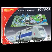 Potniški Vlak - Mehano - TGV POS z Maketo - T111